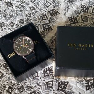 TED Baker watch New without tags..